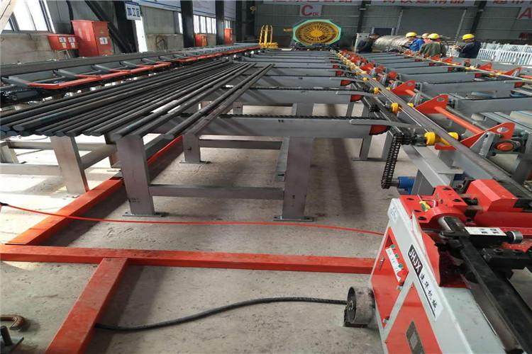 从结构开始,系统了解锯切套丝生产线